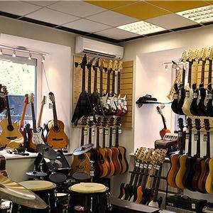Музыкальные магазины Рублево
