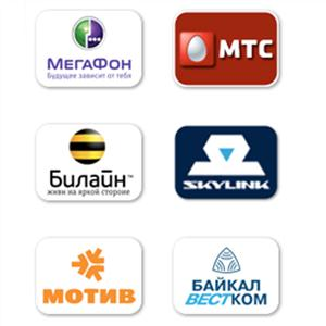 Операторы сотовой связи Рублево