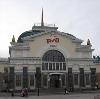 Железнодорожные вокзалы в Рублево