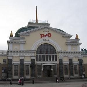 Железнодорожные вокзалы Рублево